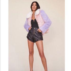 LPA Jacket 413 in pastels size xxs